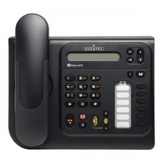 Téléphone fixe Alcatel à 6 touches programmables - Devis sur Techni-Contact.com - 1