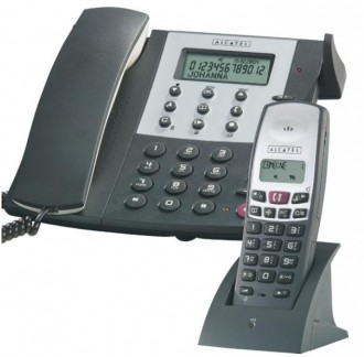 Téléphone fixe Alcatel plus combiné sans fil - Devis sur Techni-Contact.com - 1