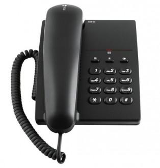 Téléphone fixe avec témoin lumineux d'appel - Devis sur Techni-Contact.com - 1