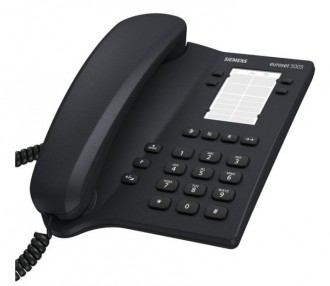 Téléphone fixe basic siemens - Devis sur Techni-Contact.com - 1