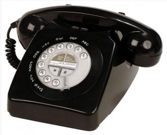 Téléphone fixe rétro - Devis sur Techni-Contact.com - 2