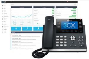 Téléphone IP écran couleur - Devis sur Techni-Contact.com - 2