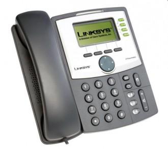 Téléphone IP filaire Cisco Linksys - Devis sur Techni-Contact.com - 1