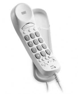 Téléphone mural blanc - Devis sur Techni-Contact.com - 1