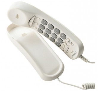 Téléphone mural blanc - Devis sur Techni-Contact.com - 2