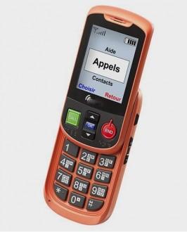 Téléphone portable malvoyant - Devis sur Techni-Contact.com - 3