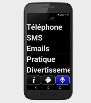 Téléphone portable malvoyant - Devis sur Techni-Contact.com - 4