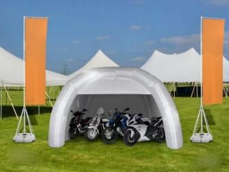 Tente auditorium gonflable - Devis sur Techni-Contact.com - 1