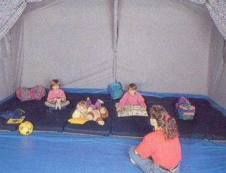 Tente camping enfant - Devis sur Techni-Contact.com - 2