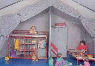 Tente camping enfant - Devis sur Techni-Contact.com - 3