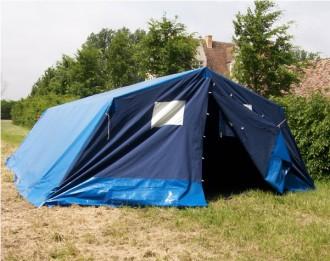 Tente de camping 14 places - Devis sur Techni-Contact.com - 1