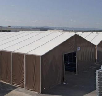 Tente de stockage étanche - Devis sur Techni-Contact.com - 1
