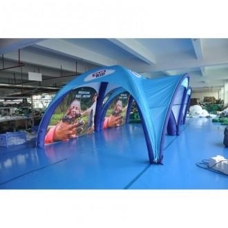 Tente gonflable 6x6m - Devis sur Techni-Contact.com - 10