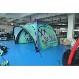 Tente gonflable 6x6m - Devis sur Techni-Contact.com - 11