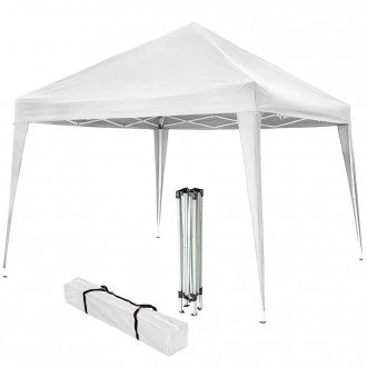 Tente pliante professionnelle 9 m² - Devis sur Techni-Contact.com - 1