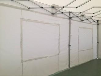 Tente pliante professionnelle 9 m² - Devis sur Techni-Contact.com - 2