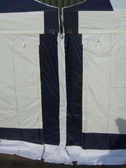 Tente pliante professionnelle 9 m² - Devis sur Techni-Contact.com - 4