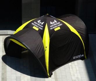 Tente publicitaire gonflable - Devis sur Techni-Contact.com - 5