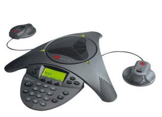 Terminal d'audioconférence avec micros - Devis sur Techni-Contact.com - 1