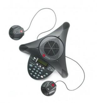 Terminal d'audioconférence onctions téléphones intégrées - Devis sur Techni-Contact.com - 1