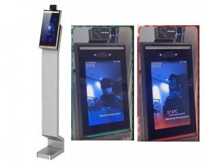 Terminal dépisteur afficheur température corporelle - Devis sur Techni-Contact.com - 1