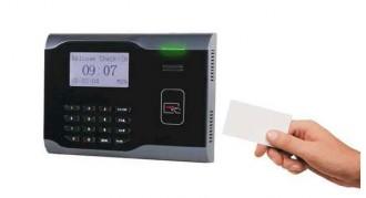 Terminal de pointage sans contact - Devis sur Techni-Contact.com - 1