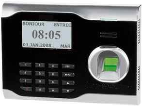 Terminal de présence biométrique - Devis sur Techni-Contact.com - 1