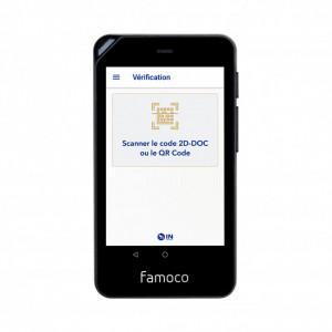 Terminal lecteur pass sanitaire mobile - Devis sur Techni-Contact.com - 2