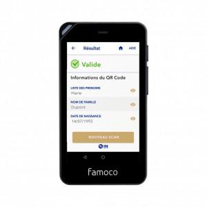 Terminal lecteur pass sanitaire mobile - Devis sur Techni-Contact.com - 3