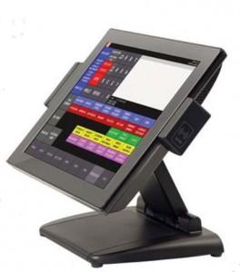 Terminal point de vente à écran LED tactile - Devis sur Techni-Contact.com - 1