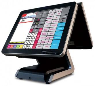 Terminal point de vente à écran tactile - Devis sur Techni-Contact.com - 1