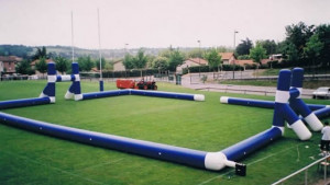 Terrain Foot/Rugby gonflable - Devis sur Techni-Contact.com - 3