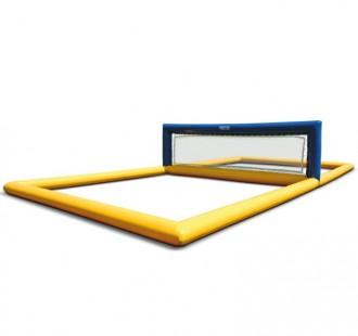Terrain volley ball flottant - Devis sur Techni-Contact.com - 1