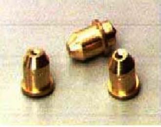 Tete de buse avec insert Cone plein section ronde -BX - Devis sur Techni-Contact.com - 1