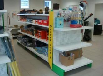 Tête de gondole pour magasin - Devis sur Techni-Contact.com - 1