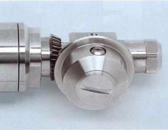 Tête de lavage haute pression à motorisation pneumatique - Devis sur Techni-Contact.com - 1