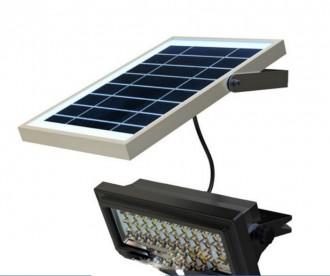 Tête lampadaire à LED solaire - Devis sur Techni-Contact.com - 2