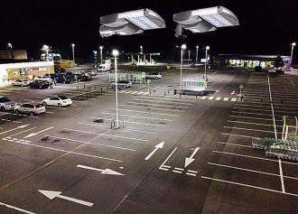 Tête lampadaire LED - Devis sur Techni-Contact.com - 2