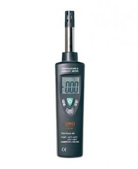 Thermo-hygromètre digital portatif - Devis sur Techni-Contact.com - 1