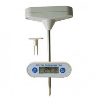 Thermomètre digital à sonde - Devis sur Techni-Contact.com - 1