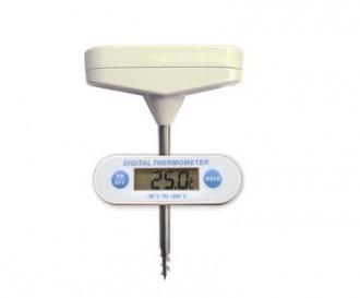 Thermomètre digital étanche à sonde - Devis sur Techni-Contact.com - 1