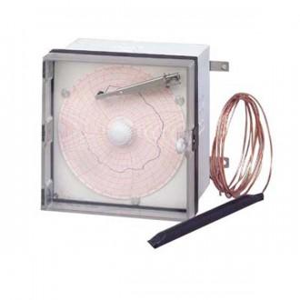 Thermomètre enregistreur à disque - Devis sur Techni-Contact.com - 1