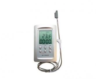 Thermomètre four avec sonde inox - Devis sur Techni-Contact.com - 1