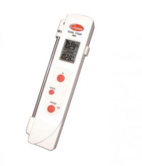 Thermomètre infrarouge à thermocouple - Devis sur Techni-Contact.com - 1