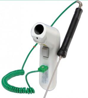 Thermomètre infrarouge avec visée laser - Devis sur Techni-Contact.com - 1