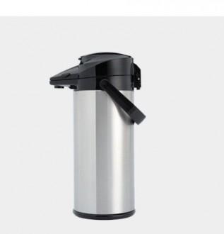 Thermos à pompe maintien en température - Devis sur Techni-Contact.com - 1