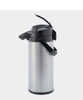 Thermos à pompe maintien en température - Devis sur Techni-Contact.com - 2