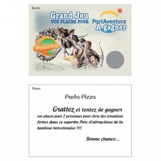 Ticket à gratter - Devis sur Techni-Contact.com - 7