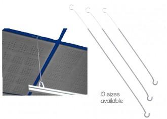 Tige de suspension double crochet - Devis sur Techni-Contact.com - 1