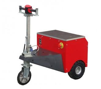 Tireur pousseur électrique 12 tonnes - Devis sur Techni-Contact.com - 2